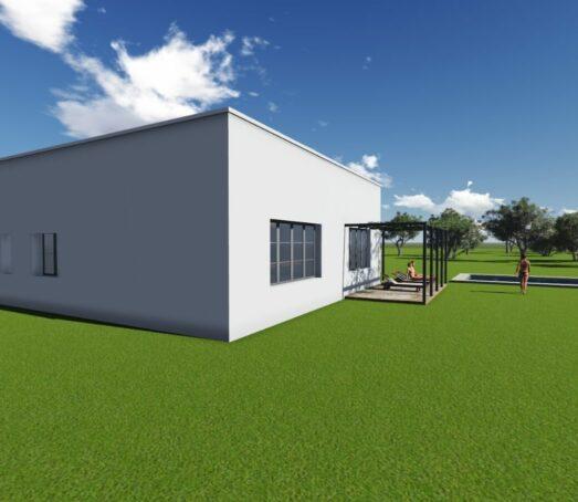 Projet 3D + permis de rénovation